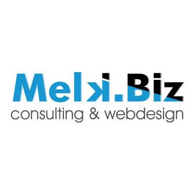 Melki.BIZ Consulting Square Logo