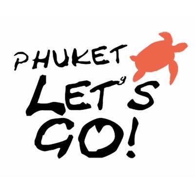 Phuket Let's Go LOGO